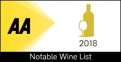 Notable Wine Award 2018 AA