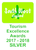 South West 2018 Silver Winner