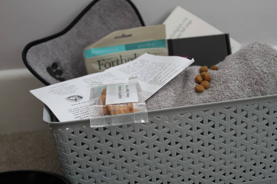 Doggie Hamper - The Salty Monk
