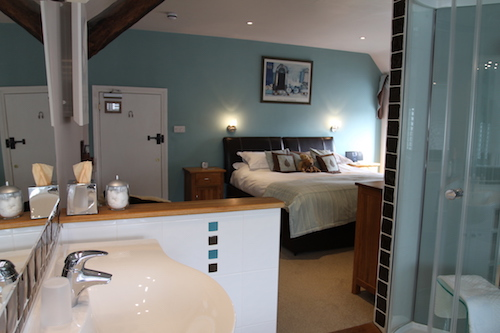 The Salty monk, Sidmouth bed&breakfast