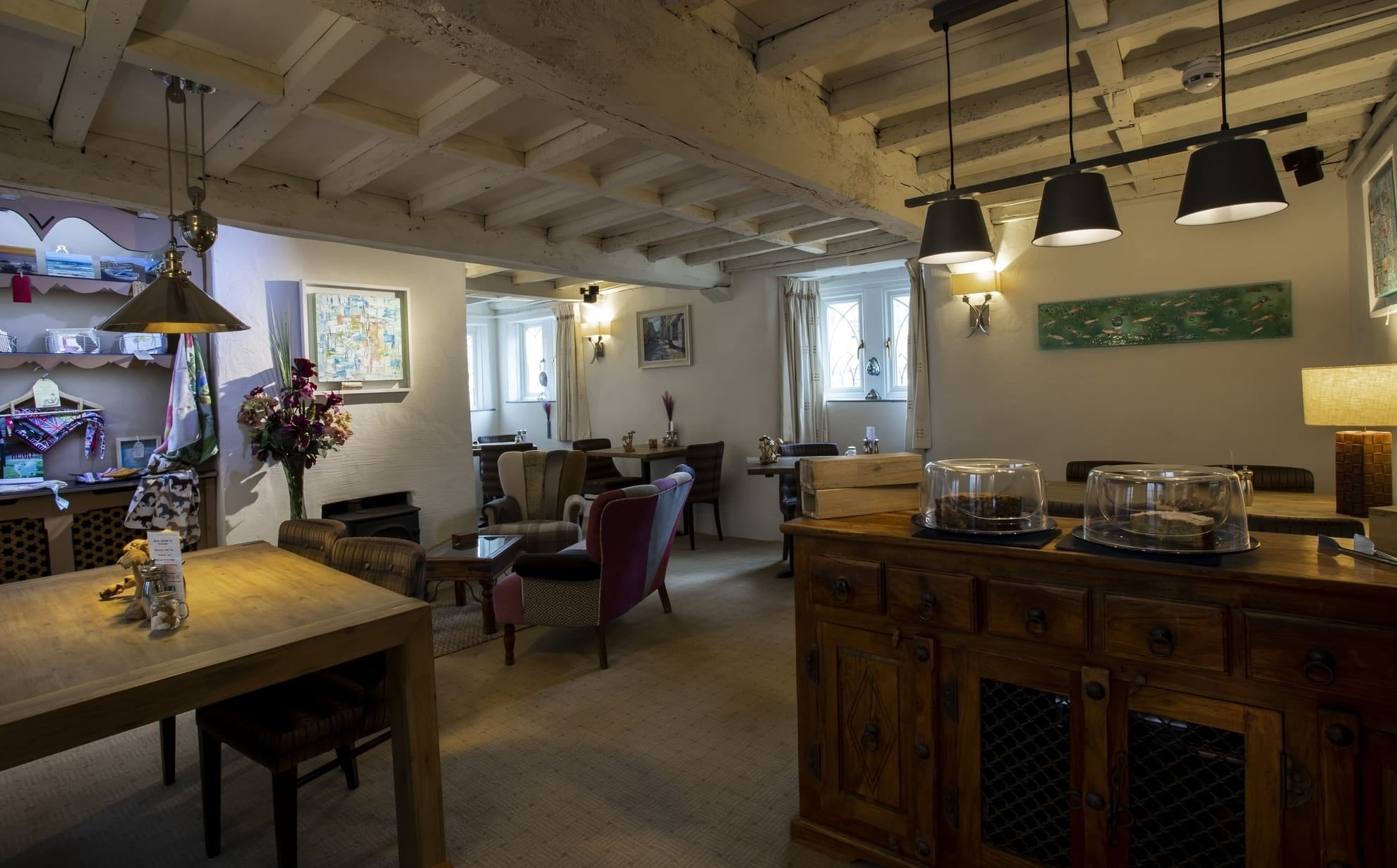 The Salty Monk Bed and Breakfast