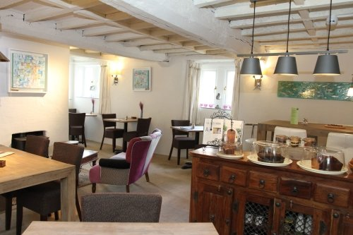 The Salty Monk Restaurant Sidmouth - Book A Table